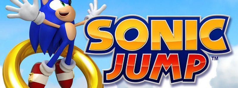 SEGA to release Sonic Jump this week