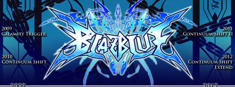 BlazBlue 3rd Anniversary Contests Continue