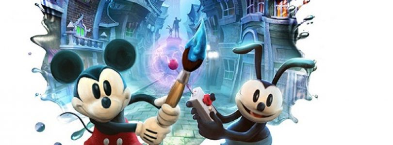 """Disney Epic Mickey 2: """"The Power of Two"""" Now Available"""