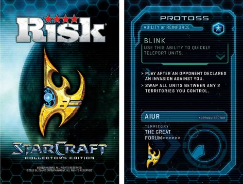 StarCraft RISK – Now on Sale
