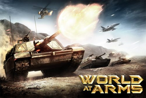 Win 32GB iPod Touch – World At Arms Competition