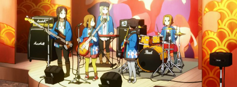 K-On! Movie Review