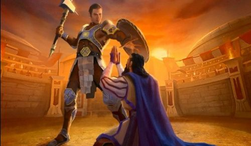 Rage of the Gladiator Coming to App Store