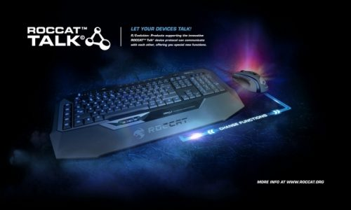 Roccat Isku and Roccat Kone[+] Unboxing and Review Video