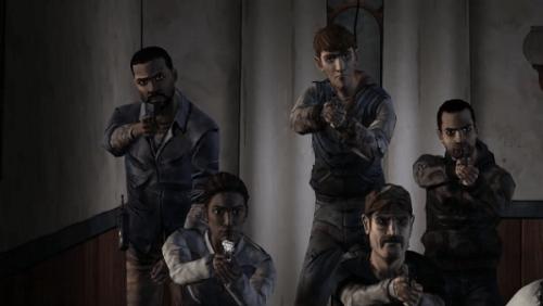 Telltale's The Walking Dead Episode 5 No Time Left trailer released