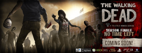 Telltale's The Walking Dead Episode 5 brings the series to a close next week