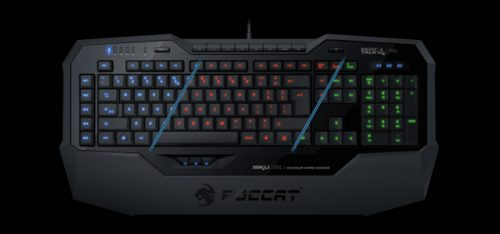 Roccat Isku FX Multicolour Keyboard Unleashed