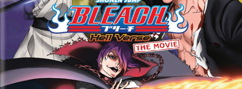 Bleach the Movie: Hell Verse Review