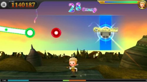 Theatrhythm Final Fantasy released on iOS App Store