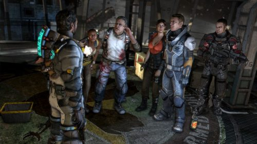 """Interview: Dead Space 3 Producer John Calhoun; """"It's not an action game"""""""