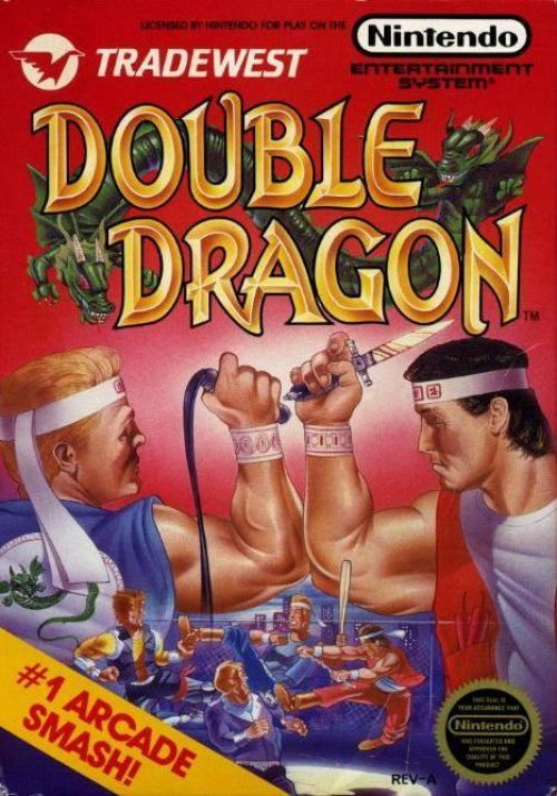 Double Dragon Heading to the 3DS' eShop in Japan