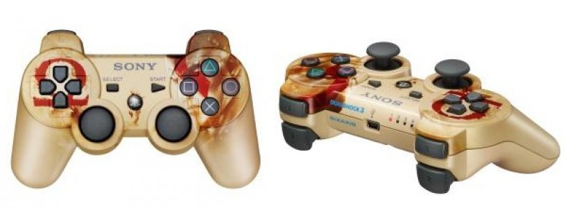 Sony releasing God of War: Ascension controller