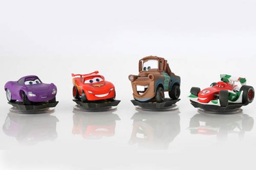 Cars is the Newest Edition to the Disney Infinity Play Set
