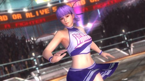 Dead or Alive 5 Plus' touch fighting detailed; cheerleader outfits revealed