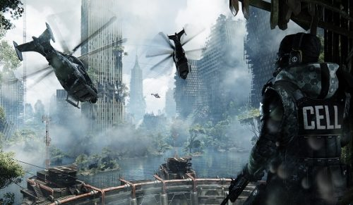 Crysis 3 Charges Forward For Massive Release