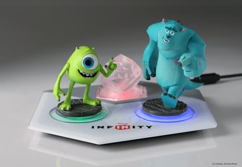 Monsters University figures shown off in latest Disney Infinity screens