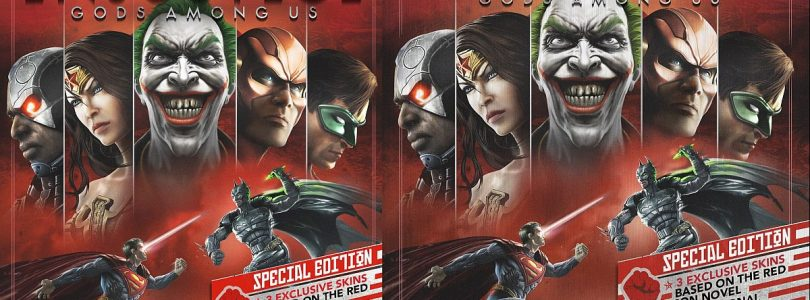 Injustice: Gods Among Us Special Edition Unveiled