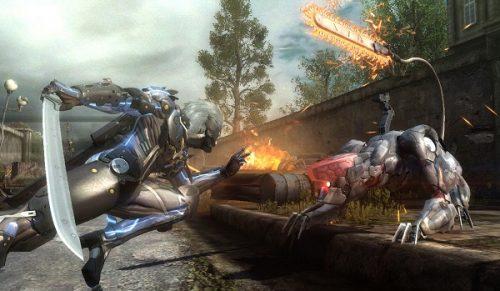 Hilarious Japanese TV Spot for Metal Gear Rising: Revengeance