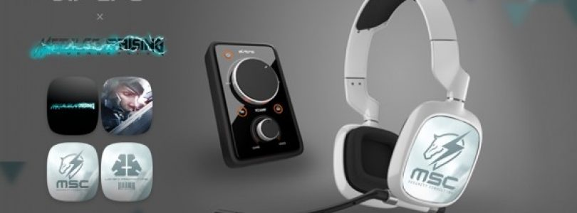 Astro Gaming Announces Metal Gear Rising: Revengeance Special Edition Headsets