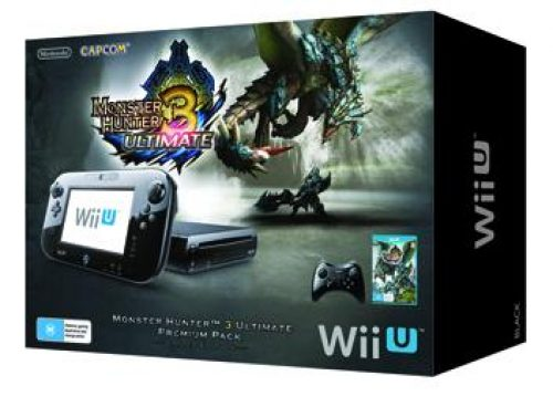 Monster Hunter 3 Ultimate Getting Two Bundles Down Under