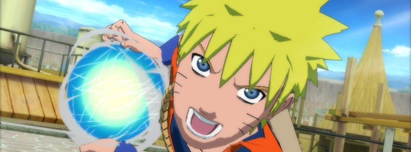 Naruto Shippuden: Ultimate Ninja Storm 3's Goku Naruto shown off further in latest screens