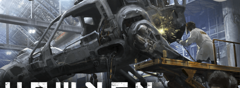 Real Hawken Mech At Comic Con – Emerald City