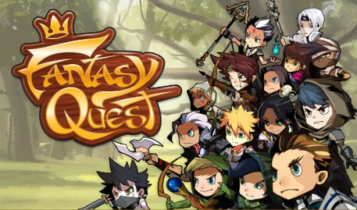 Fantasy Quest for iOS Out Now