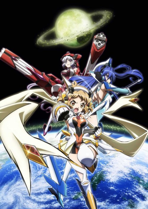 Senki Zesshō Symphogear's second season announced and titled