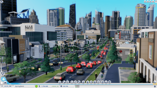 SimCity Out Now in Australia!