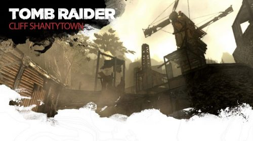 Tomb Raider's first piece of DLC announced as a multiplayer map pack