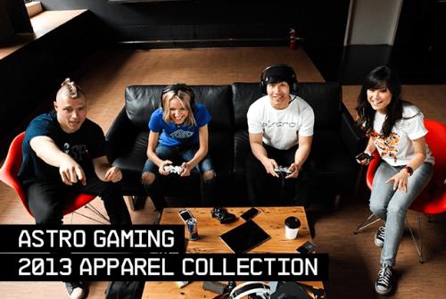 Astro Announces New Gaming Apparel Line