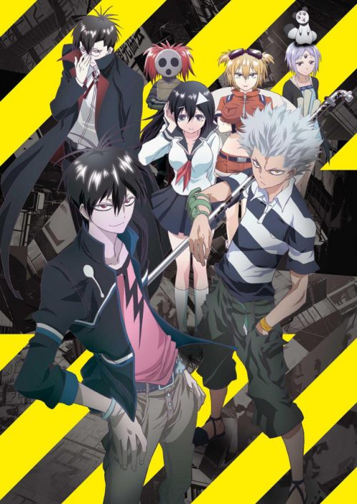 Blood Lad anime details revealed, does the Monster Mash