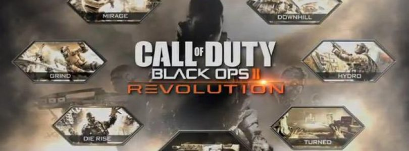 Call of Duty: Black Ops II's Revolution DLC Lands on the PS3 and PC