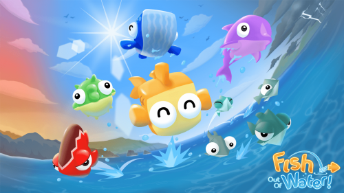 Fish Out of Water! Announced