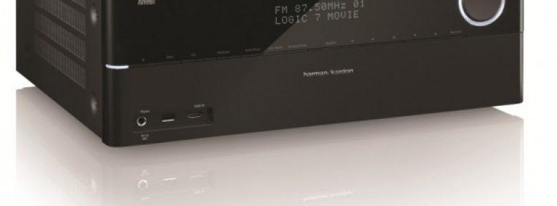 harman-kardon Releases Four New AV Receivers