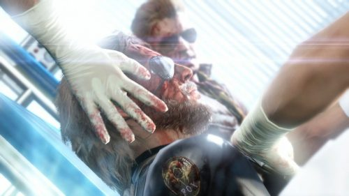 Metal Gear Solid V: The Phantom Pain announced; gameplay videos released