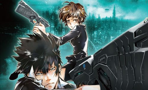 Funimation to Release Psycho-Pass on BD/DVD