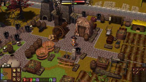 Salem: The Crafting Open Beta