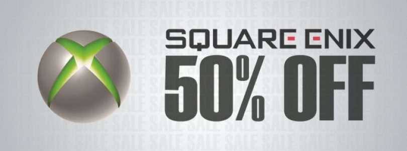 Square Enix holding a massive 50% off sale on Xbox Live