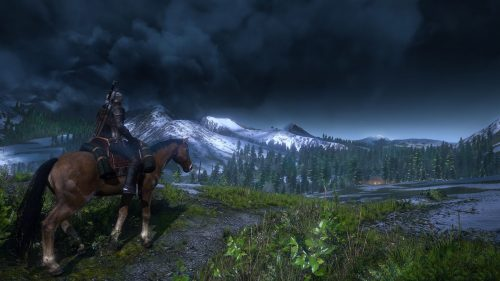 The Witcher 3: Wild Hunt Better Detailed with New Screenshots