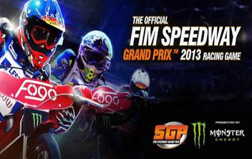 FIM Speedway GP 2013 Launched