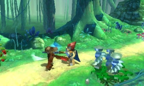 LEGO Legends of Chima: Laval's Journey – New Screens