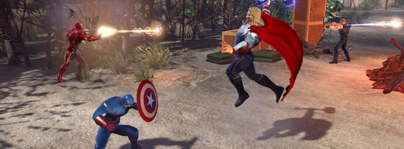 """Marvel Heroes """"Iron Man 3"""" Open Beta Weekend Commencing May 4th"""