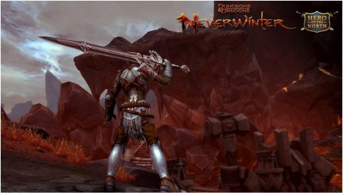 Neverwinter Online – Great Weapon Fighter Montage Trailer
