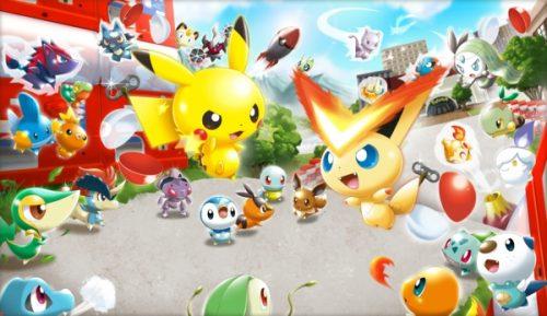 Pokemon Rumble U's eShop Promo Released