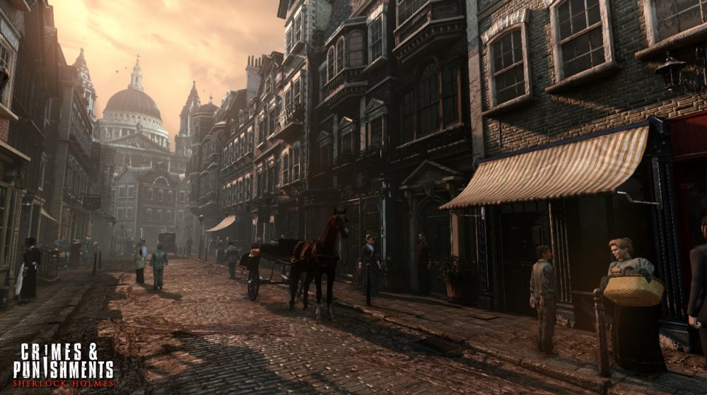 Check out Victorian London in New Crimes & Punishments