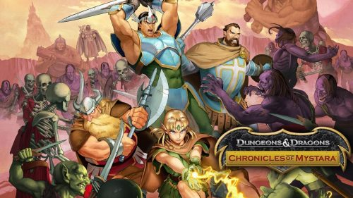 New Dungeons and Dragons: Chronicles of Mystara Trailer