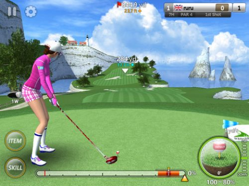 Fore! GolfStars Swings onto iTunes