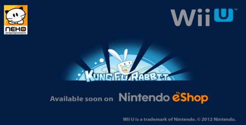 Kung Fu Rabbit Kicks Its Way To Wii U eShop