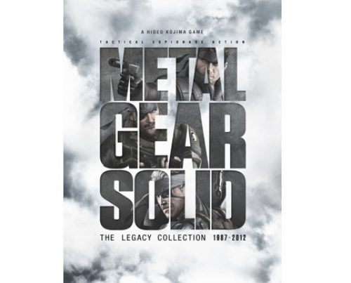 Metal Gear Solid: The Legacy Collection Announced